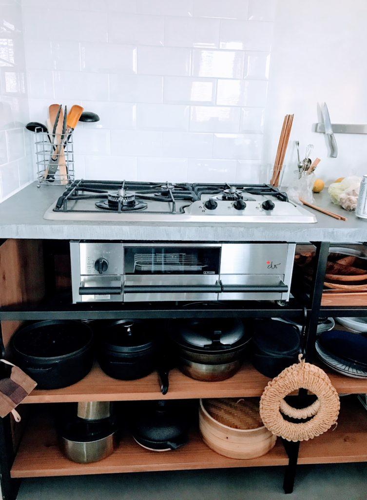 こだわりキッチン
