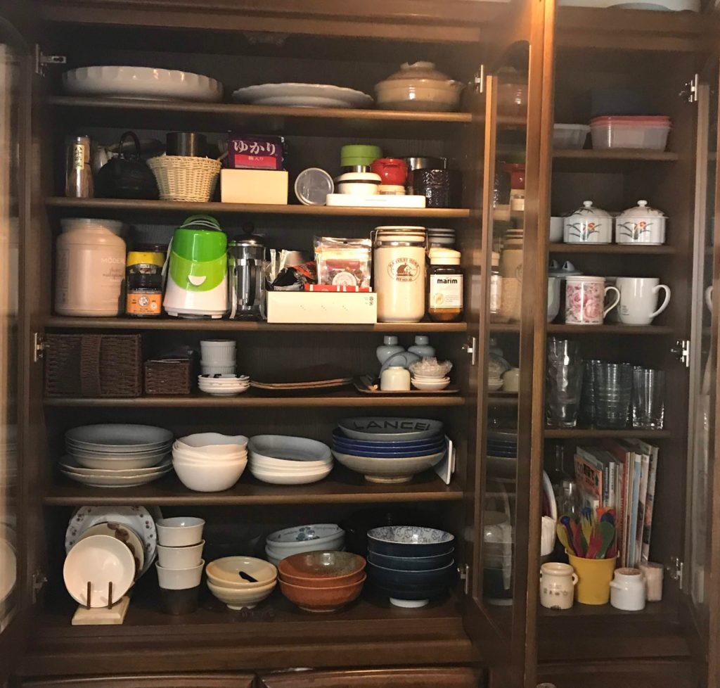 食器棚・改善後
