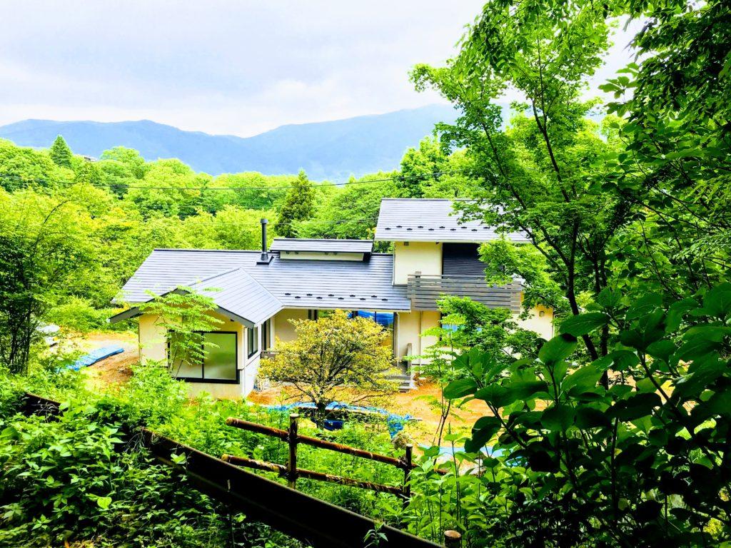 箱根の自然