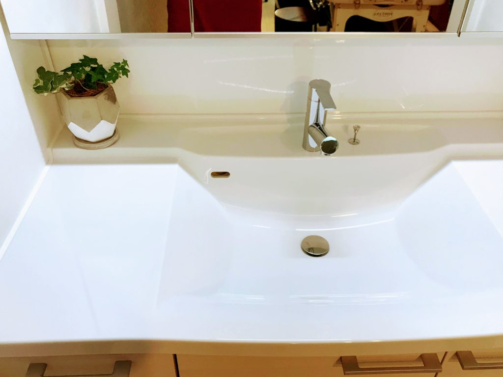 洗面台トップ